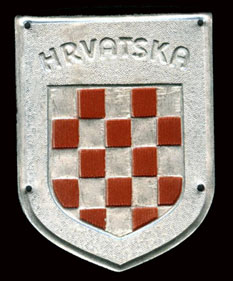 Croat-Italian Legion Shield