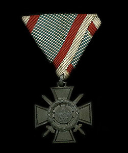 Hungarian Fire Cross