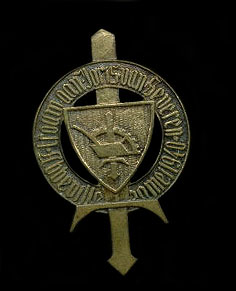 van Severen Honor Badge