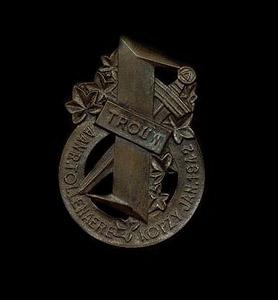 Tollenaere Honor Badge