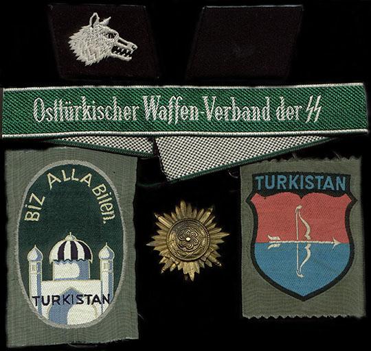 Turkistani Insignia